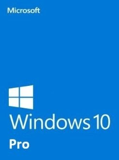 Windows 10 Pro 32/64bit Retail/Digital